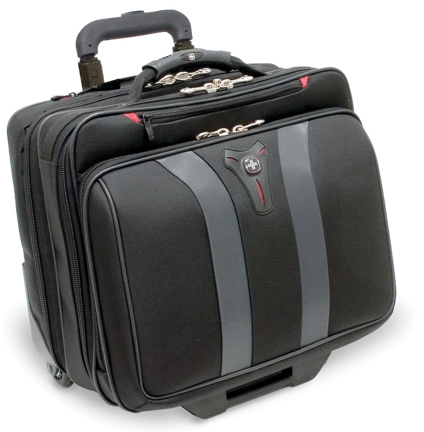 WENGER Businesstrolley GRANADA mit Laptopfach 17\'\'