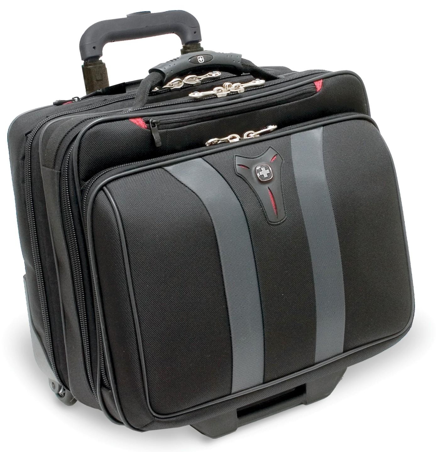 WENGER Businesstrolley GRANADA mit Laptopfach 17\'\'