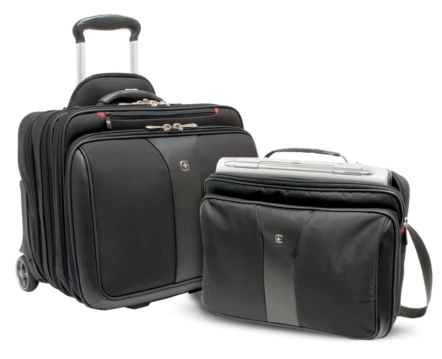 WENGER Business Trolley PATRIOT mit separater Notebooktasche