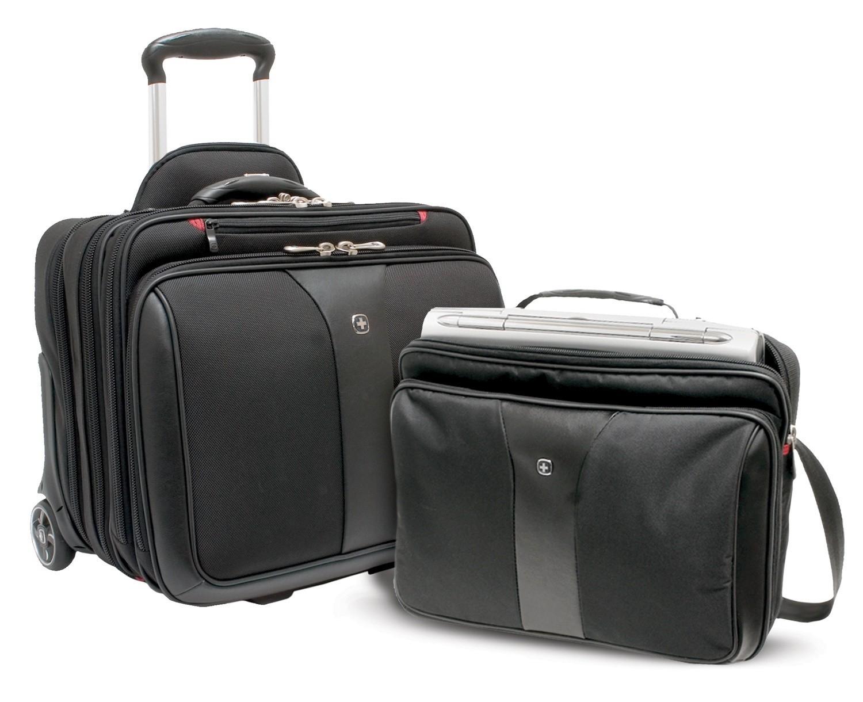 WENGER Business Trolley PATRIOT mit separater Notebooktasche