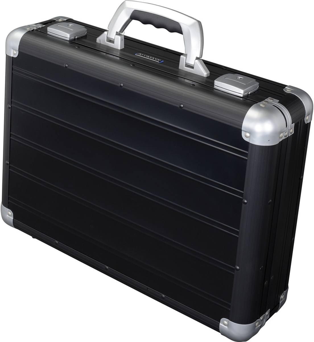 ALUMAXX Attaché Laptop case VENTURE from aluminum black | eBay
