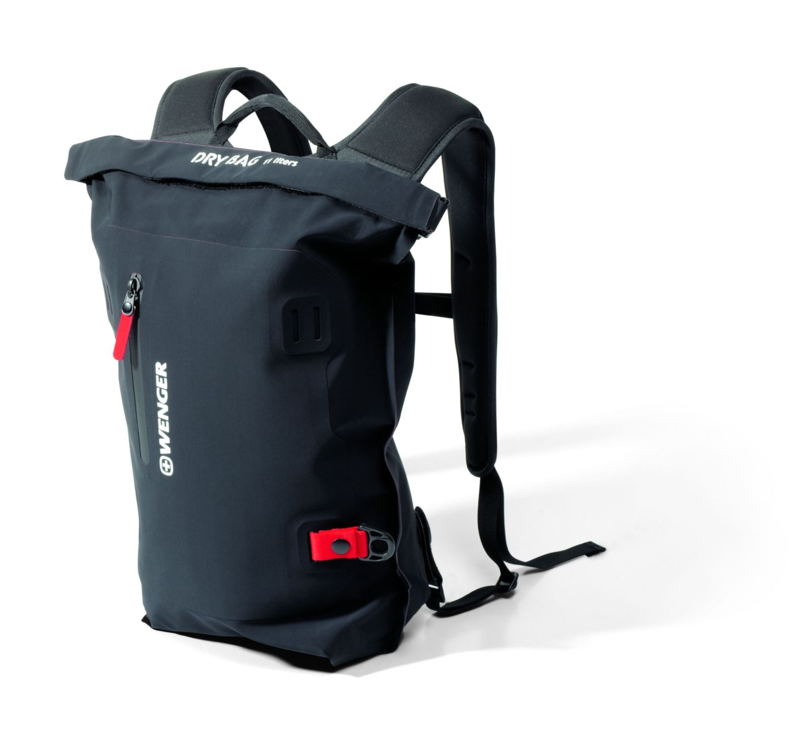 wenger dry bag cernier rucksack wasserdicht 16 liter. Black Bedroom Furniture Sets. Home Design Ideas