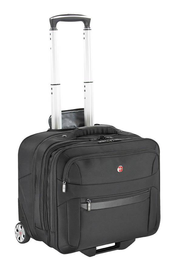 WENGER Trolley Business Rolling Office mit Laptopfach 43cm/17\'\'