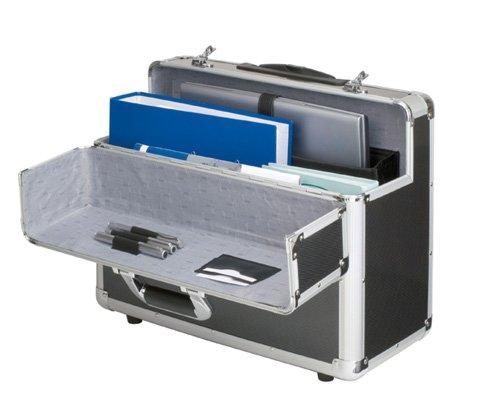 Alu Laptoptrolley Pilotenkoffer C-2