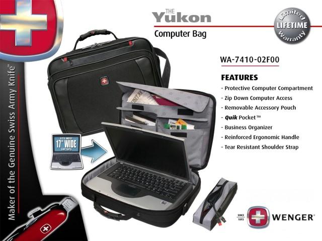 Wenger Notebooktasche YUKON